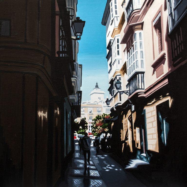 La ciudad, el laberinto de sueños de Rosana Sitcha