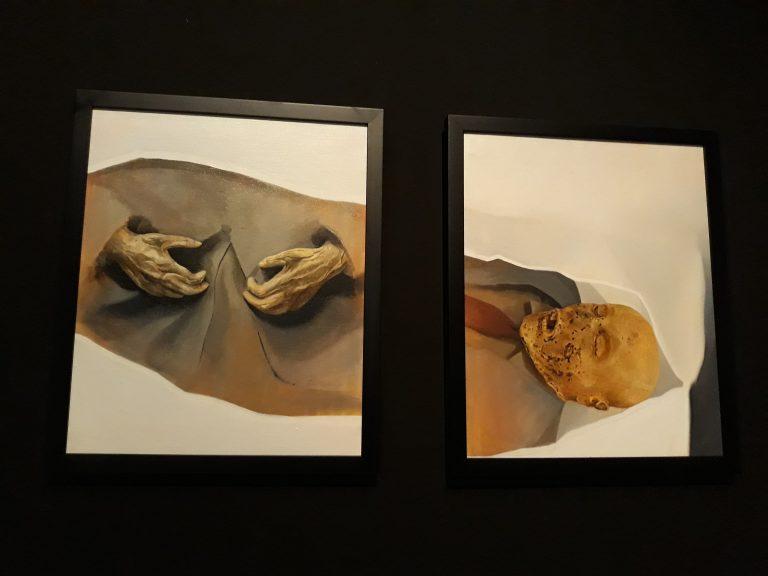 Making off de la exposición «Splendor Lucis Aeternae», de Juanjo Martínez Cánovas